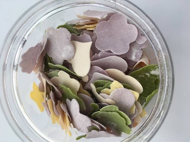 儿童菜-宝宝蔬菜蝴蝶面