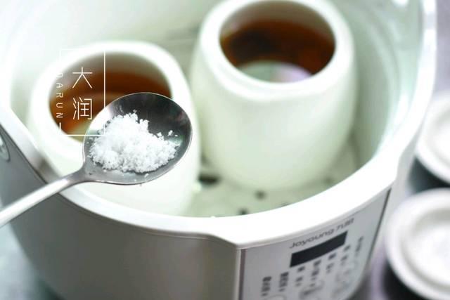 [九阳鲍鱼炖锅]护肝益肾-菜谱仔无花果炖汤生腌大闸蟹做法图片