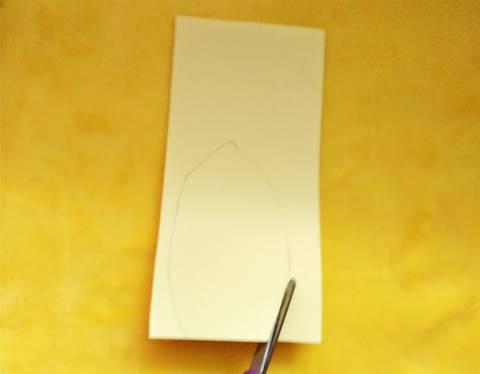 【达人专栏】摺纸手工——马蹄莲盆栽
