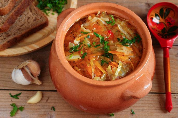 番茄百合猪肝汤